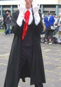 Cosplay-Cover: Kuro Hazama alias Black Jack