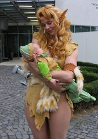 Cosplay-Cover: little Elf