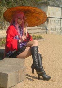 Cosplay-Cover: Megurine Luka (Kimono)