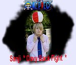 Cosplay-Cover: Sanji [Davy Back Fight]
