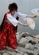 Cosplay-Cover: Sanada Yukimura (Hakama Version)
