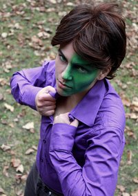 Cosplay-Cover: Dr. Bruce Banner (Hulk)