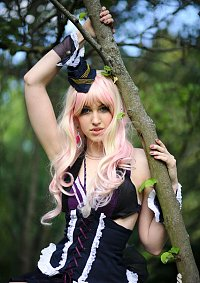Cosplay-Cover: Sheryl Nome [Artwork]