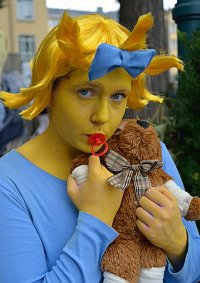 Cosplay-Cover: Maggie