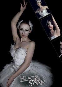 Cosplay-Cover: White Swan (Nina Sayers)