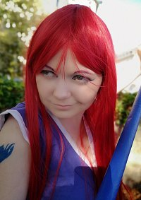 Cosplay-Cover: Erza Scarlet [Robe of Yuen]