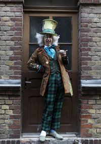 Cosplay-Cover: Classic Hatter