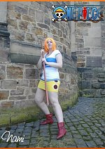 Cosplay-Cover: Nami • In Orange