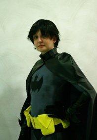 Cosplay-Cover: Batman (Bruce Wayne)