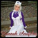 Cosplay-Cover: Hannah Anafeloz