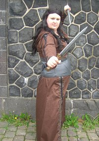 Cosplay-Cover: Kahlan Amnell (Mother Confessor Season 2)