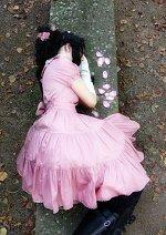 Cosplay-Cover: lolita (meta altrosa kleid) 2