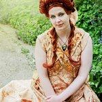 Cosplay: Sansa Stark [Wedding]
