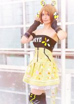 Cosplay-Cover: Hanayo Koizumi - Cyber Version (Idolized)