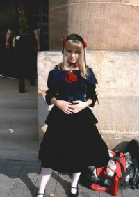 Cosplay-Cover: Cossette