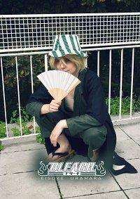Cosplay-Cover: Kisuke Urahara