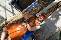 Cosplay-Cover: Hercules