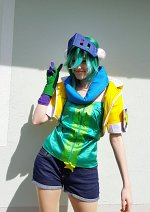 Cosplay-Cover: Arcade Riven League of Legends