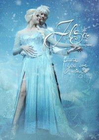 Cosplay-Cover: Queen Elsa