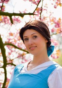 Cosplay-Cover: Belle (peasant dress)