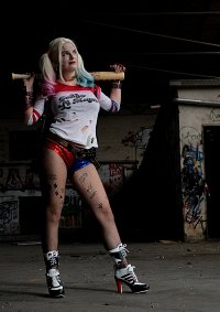 Cosplay-Cover: Harley Quinn [Squad]