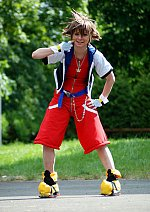 Cosplay-Cover: Sora (KH1)