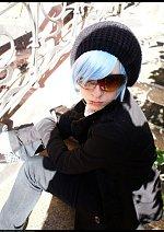 Cosplay-Cover: Okazaki Shinichi