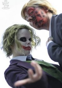 Cosplay-Cover: Two-Face / Harvey Dent