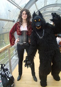 Cosplay-Cover: Werwolf Varujan I.