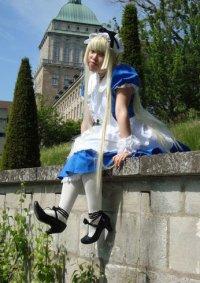 Cosplay-Cover: Victorica de Broix ・ ヴィクトリカ『Alice Version』