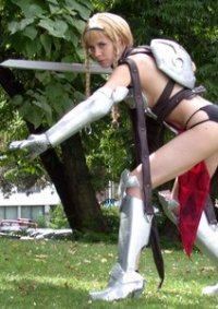 Cosplay-Cover: Reina