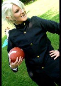 Cosplay-Cover: Hiruma Youichi [Mao Middle School Uniform]