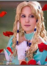Cosplay-Cover: Hermione de Borromeo