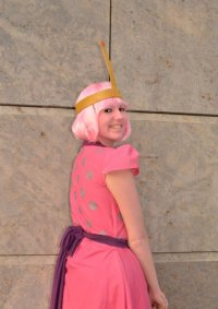 Cosplay-Cover: Princess Bubblegum (13 years old version)