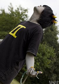 Cosplay-Cover: Sollux Captor