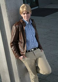 Cosplay-Cover: Steve Rogers [After Avengers]