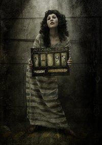 Cosplay-Cover: Bellatrix Lestrange [Azkaban Version]
