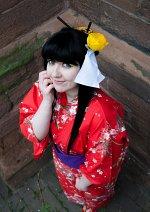 Cosplay-Cover: Rei Hino ♦ Kimono