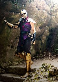 Cosplay-Cover: Classic Jhin