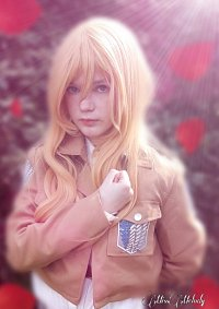 Cosplay-Cover: Christa Lenz [Scouting Legion]