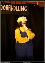 Cosplay-Cover: Wario