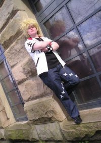 Cosplay-Cover: Roxas (Streetstyle)