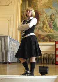 Cosplay-Cover: Pansy P.