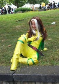 Cosplay-Cover: Rogue (Icon-Version)