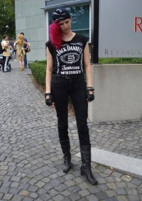 Cosplay-Cover: Pata