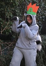 Cosplay-Cover: King Julien