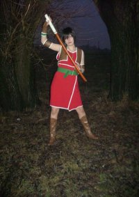 Cosplay-Cover: Vagrant (Starteroutfit)