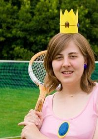 Cosplay-Cover: Peach--->Tennis