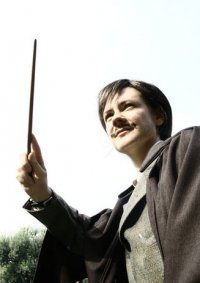 Cosplay-Cover: Prof. Remus Lupin