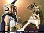 Cosplay-Cover: Pharao Atemu